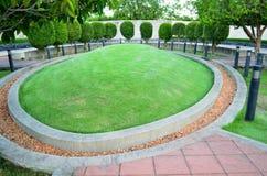 green ogrodowa Zdjęcia Royalty Free