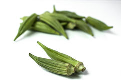 Green Okra Stock Images