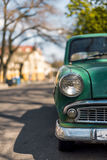 Green old car. Stock Photography