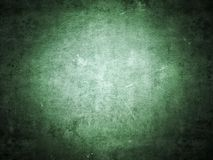 Green old grunge paper texture blur background Stock Image