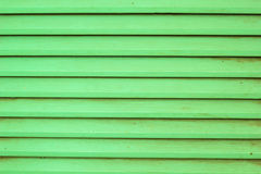 Green old wood background - Vintage style. Royalty Free Stock Photos