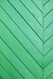 Green old wooden background texture Royalty Free Stock Images