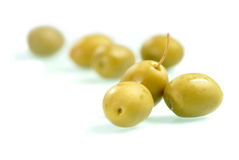 Free Green Olive Royalty Free Stock Image - 4603706