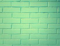 Green olive grunge brick wall texture background royalty free stock photo