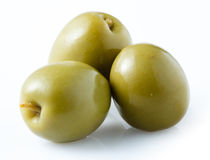 Green olive  Stock Image