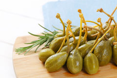pickled caper berries Royalty Free Stock Photo