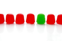 The green one Stock Photography