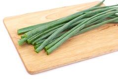 Green onion Stock Photography