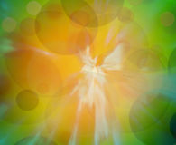 Green and orange blur gradient background Royalty Free Stock Photo