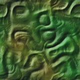 Green organic texture vector illustration