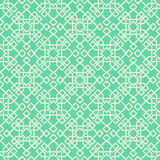 Green Ornamental Background Stock Photography