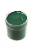Green paint Royalty Free Stock Photography
