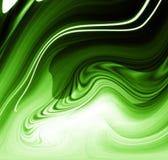 Green paint Stock Photo