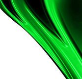 Green paint Stock Photography