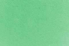 Green paint facade on a family house texture Royalty Free Stock Image