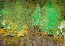 Green Paint Grunge Royalty Free Stock Photos
