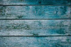 Old wooden wall with peeling paint stock photography