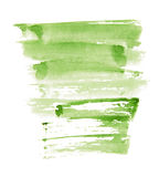 Green paint Royalty Free Stock Images
