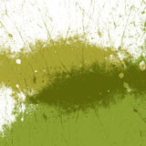Green Paint Texture Royalty Free Stock Image
