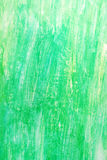 Green painted background. Royalty Free Stock Photos