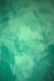 Green painted background. Background series - green painted background Stock Photos
