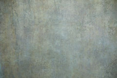 Green painted canvas or muslin backdrop Royalty Free Stock Image
