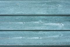 Green painted fence texture Royalty Free Stock Photo