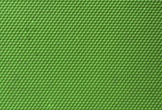 Green painted metal wall texture. Green bubbles. Stock Images