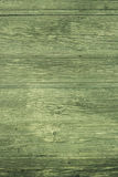 Green painted wood texture Stock Photography