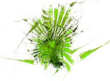 Green Painting Royalty Free Stock Image
