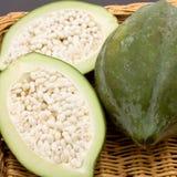 Green Papaya Stock Photography