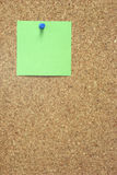 Green Paper Royalty Free Stock Image