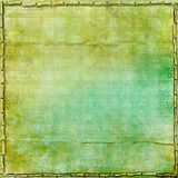 Green paper Stock Photography