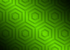 Green paper geometric pattern, abstract background template for website, banner, business card, invitation Royalty Free Stock Image