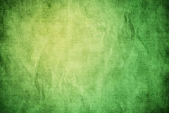 Green paper texture Stock Image