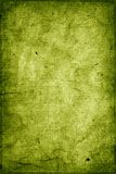 Green paper texture Stock Photography