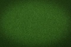 Green paper with vignette, a background Royalty Free Stock Images