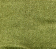 Green paperboard sheet background Stock Images