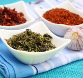 Green paprika Stock Image