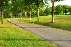 Green park Stock Photography