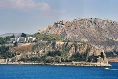 Palamidi fortress, Nafplio, Greece Stock Photo