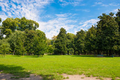 Green park Stock Images