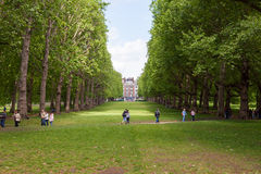 Green Park Royalty Free Stock Image