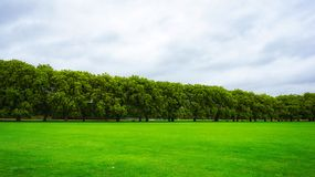 Green park Royalty Free Stock Images