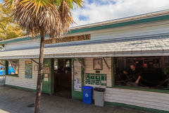 Green Parrot Bar in Key West, Florida, USA Royalty Free Stock Images