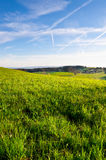 Green Pastures Royalty Free Stock Images