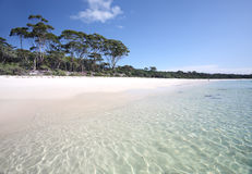 Green Patch Beach Australia Stock Photo