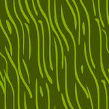 Green pattern Stock Photography