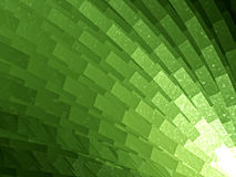 Green pattern abstract Stock Photography