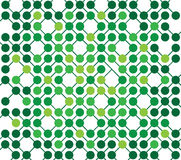 Green pattern abstract background Royalty Free Stock Photography